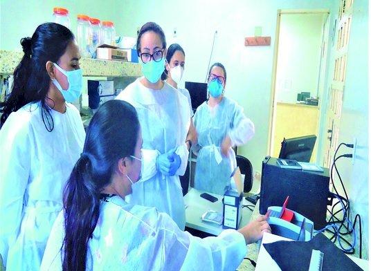 Norte integra rede nacional de laboratórios