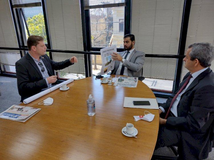 Sindicato e parlamentar reivindicam do Governo apoio à imprensa do interior
