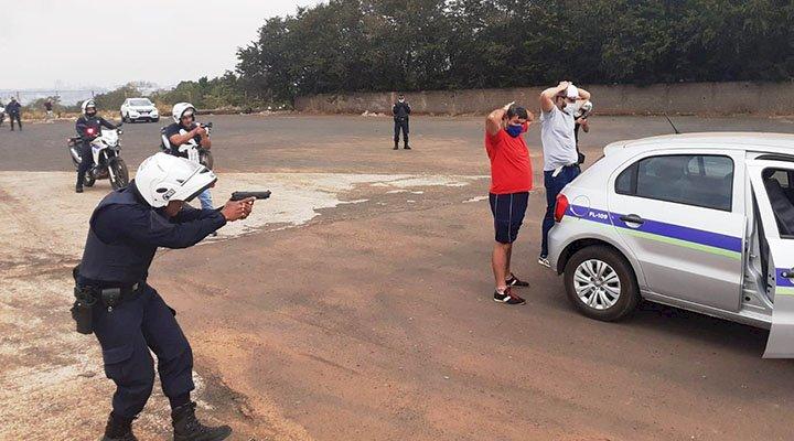 Há um ano com uso de armas letais, Guarda não registra intercorrências