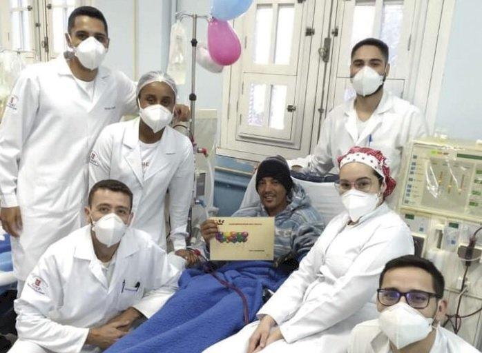 Mais 5 mil pessoas aguardam transplante em Minas Gerais