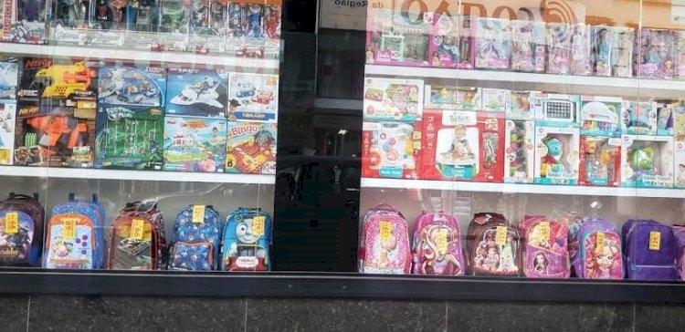 Dia das Crianças: Comércio terá horário especial em Caratinga