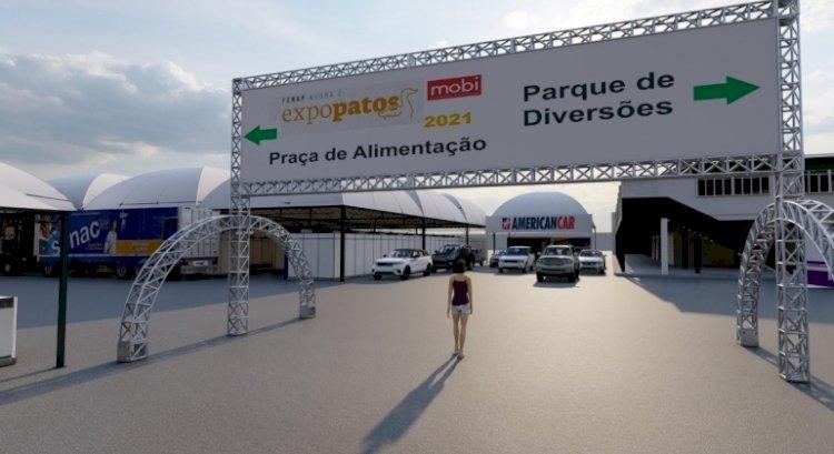 Patos de Minas tem feira de varejo nesta semana